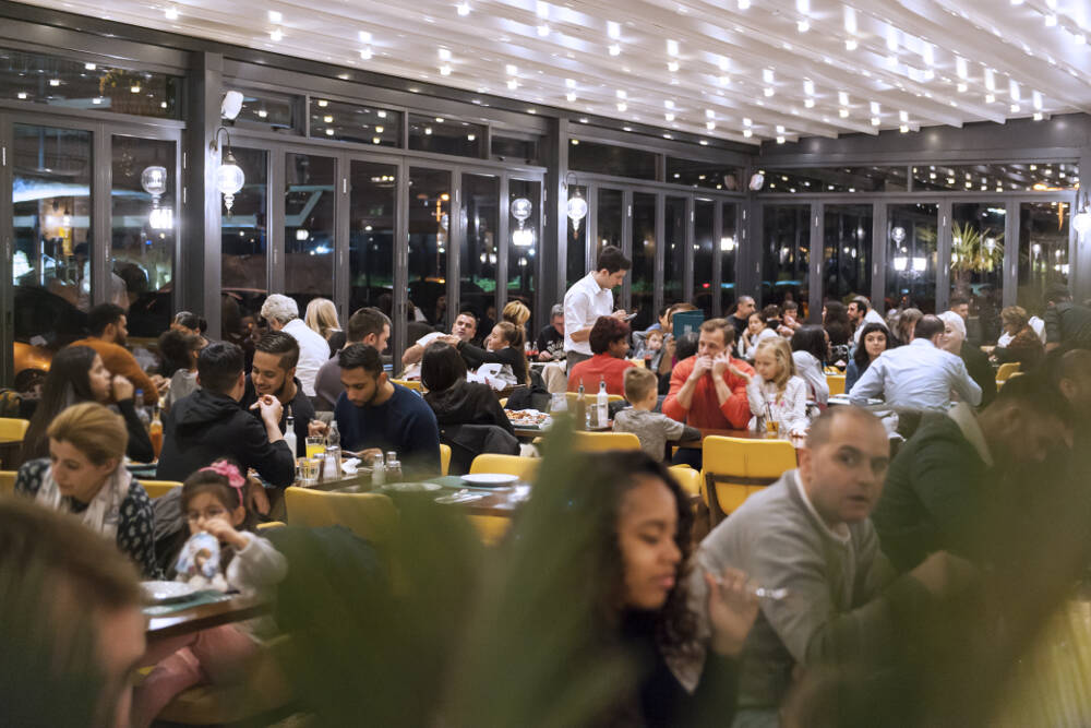 Gokyuzu Turkish Restaurant London (39)