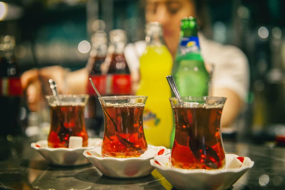 Gokyuzu Turkish Restaurant in London (1)