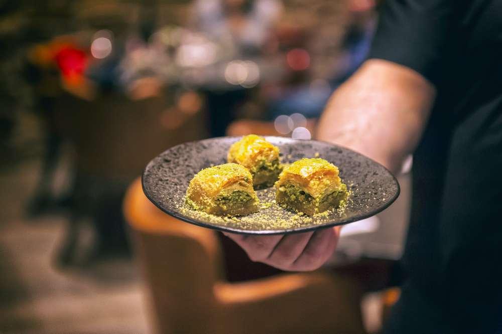 Gokyuzu Turkish Restaurant in London (3)
