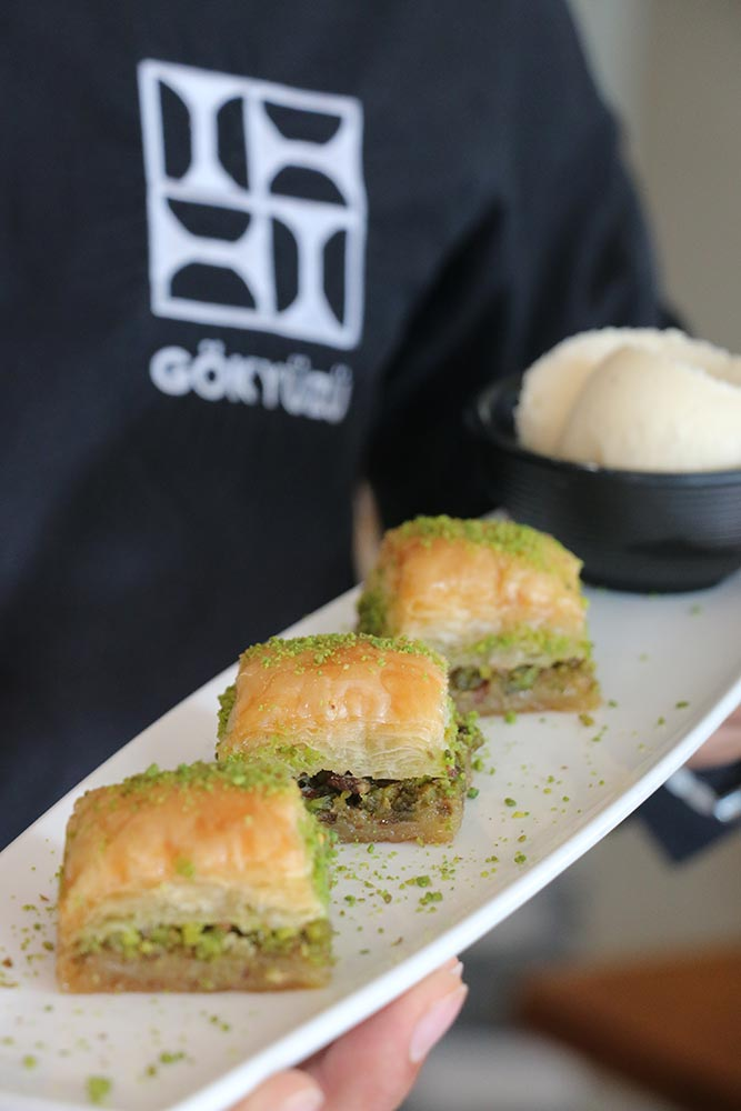 Finchley-food-baklava